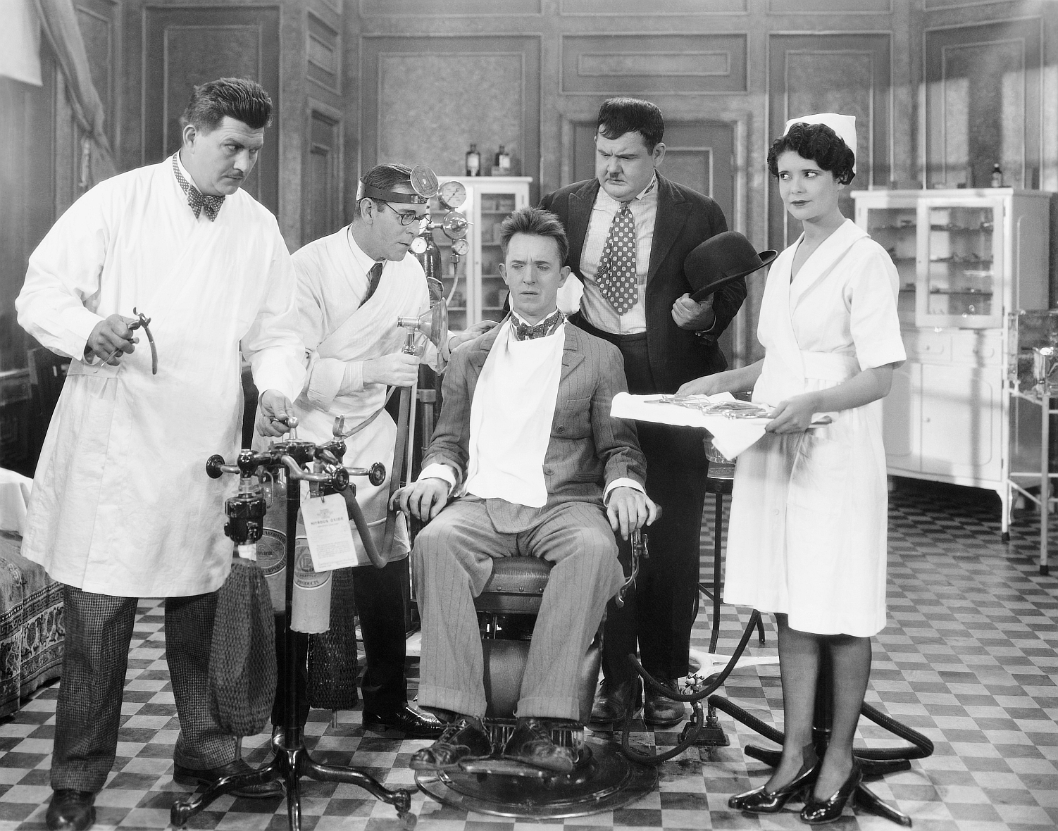 Laurel & Hardy Poetry